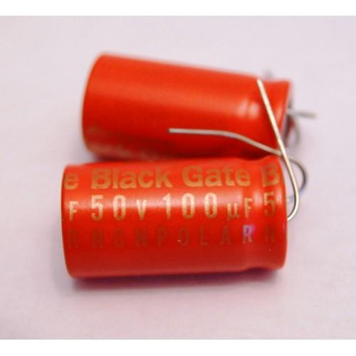 Black Gate N 100.0uF x 50V
