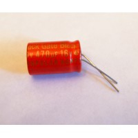 Black Gate N 470.0uF x 16V