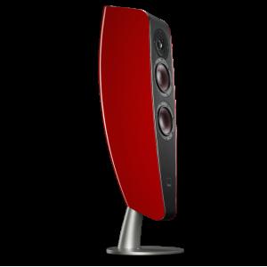 DALI Fazon F5 Red High Gloss Lacquer