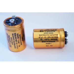 Jensen Electrolytic 47uF x 500V