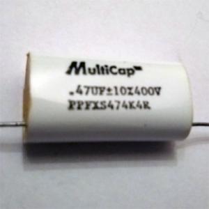 MultiCap PPFX-S 0.47uF x 400V