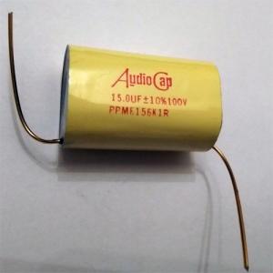 PPMF (RelCap) 15.0uF x 100V