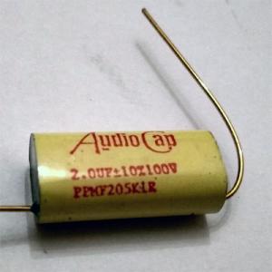 PPMF (RelCap) 2.0uF x 100V