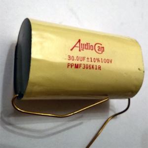PPMF (RelCap) 30.0uF x 100V