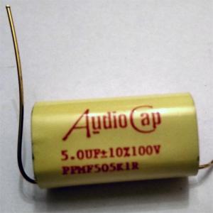 PPMF (RelCap) 5.0uF x 100V