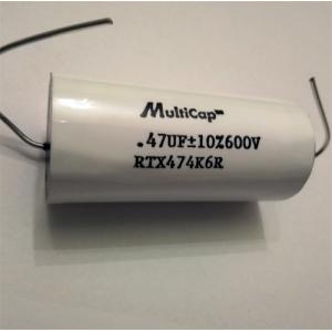MultiCap RTX 0.47uF x 600V