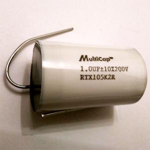 MultiCap RTX 1.0uF x 200V