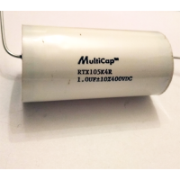 MultiCap RTX 1.0uF x 400V